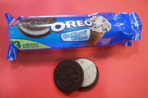 Full Circle: The Oreo-Flavored Oreo