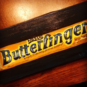 The Wife loves her Butterfingers.  I'm not sure this helps, but we like it.