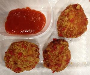 Sriracha Balls