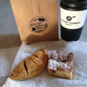 Brown Bag Breakfast from Back in the Day Bakery
