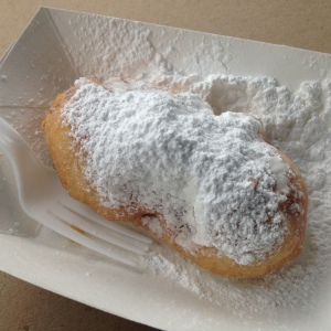 The Deep Fried Twinkie in its natural habitat.